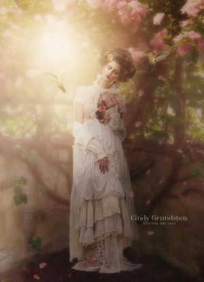 Close to my heart by CindysArt