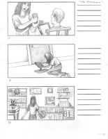 Storyboards- The Apartment1 by Stungeon