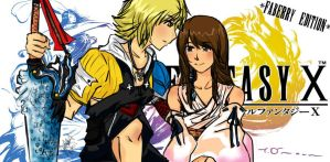 FFX FABERRY by asasin8444