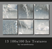 Ice Icon Textures by VacantBeauty