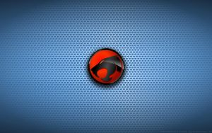 Wallpaper - Thundercats 'Eye Of Thundera' Logo by Kalangozilla