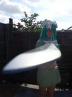 Neliel cosplay for manchester~ by AmzzCullen