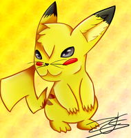 Pikachu! ^^ by Nights2Dreams