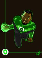 Green Lantern by Chizel-Man