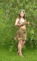 Dryad by Amazonne