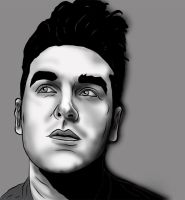 Morrissey by Giotronic