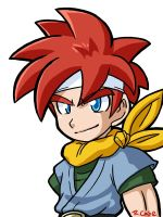 Crono doodle by rongs1234
