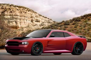 VT: Dodge Charger by compaan-art