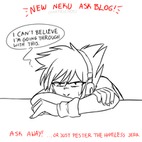 [neku voice] i hate my life by SketchOMatic