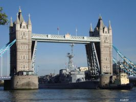 Tower Bridge by penfold5