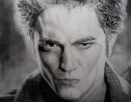 Edward Cullen The Lion by RMB05