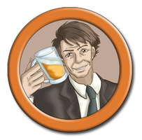 Masaoka Loves Beer by alicelights