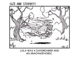 Size and Stupidity. Lola by Size-And-Stupidity