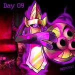 Day 09 - Favorite Ghost Type by Mikoto-chan