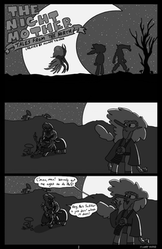 Tales from the North 1 - The Night Mother (Page 1) by TheFlumpyTripod