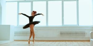 Lightroom Ballerina by ShakilovNeel