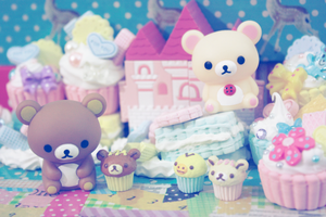 kuma sweets by cyristine
