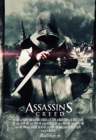 Assassins Creed - THE MOVIE Poster (Selfmade) V2 by mastersebiX