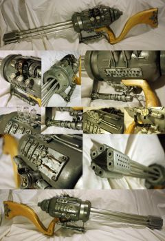 Implosion Rifle Side Detailed by vanbangerburger