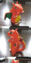 Charizard by Toadychan
