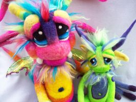 Wallaby Pop Goblins by Tanglewood-Thicket