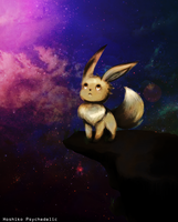 The Lion King : Evee by Hoshiko-Psychedelic