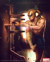 Iron Fist Evo 1 by Denstarsk8
