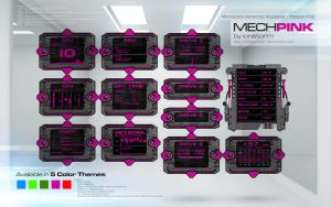 Mechanism Advanced Appliance - Passion Pink  v1.1 by ionstorm01