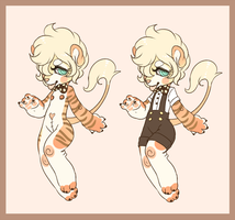 Liger adopt - 24 hour auction [CLOSED] by Kemikel