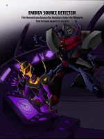 Starscream...What? by D34tHn0Te