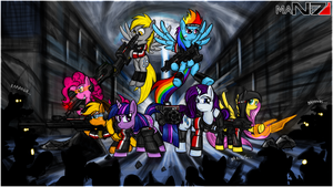 maNe7 by TheOmegaRidley