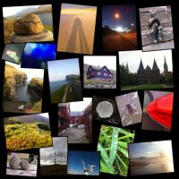 Vacation Collage by Siobhan68