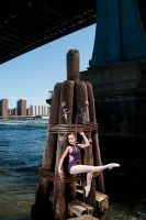 Ballet in Brooklyn by HowNowVihao