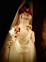Italian wedding gown by EvergreenWings