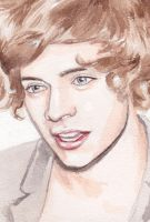Harry Styles 3 by PoorMedea