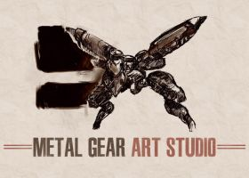 Metal Gear Art Studio - Ray 1 by SolidAlexei