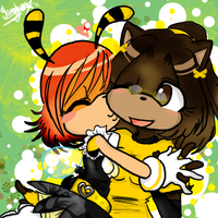 .:Yellowy Happiness:. by stingybee