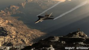 FMA.82 South falcon Aircraft pass by Ghostestudios