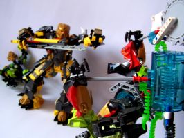Steelax Master of Weapons (my Self-MOC) 13 by SteelJack7707