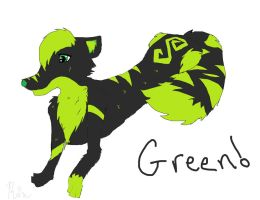 replaced green by brianimerocks4life