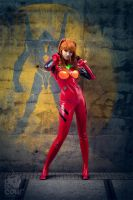 Asuka Langley Soryu by Su-rine