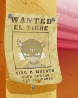 El Wanted by lordrichter
