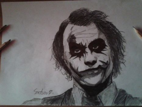 The Joker by Prusak60