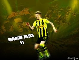 Marco Reus by PanosEnglish