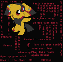 Radio hardcore by x-RhythemBeta-x
