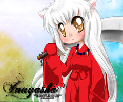 .   Inuyasha   . by NaruSparkles