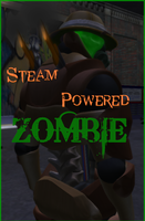 Steam Powered Zombie by truemouse
