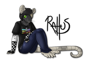 Well took forever by Rattus-Shannica