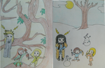 The hobbit children's games by thorincompagny
