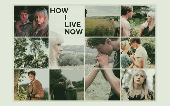 How I Live Now - Wallpaper Edit (2) by likeafigure8